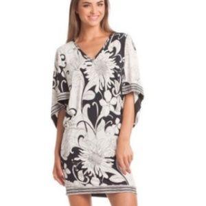 Tina Turk Deborah Kimono Dress